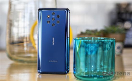 诺基亚9 PureView登陆泰国,7月5日发售