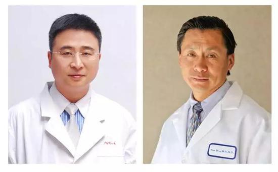 ▲何建行教授(左)与张康教授(右)(图片来源:两位学者所属科研院所)