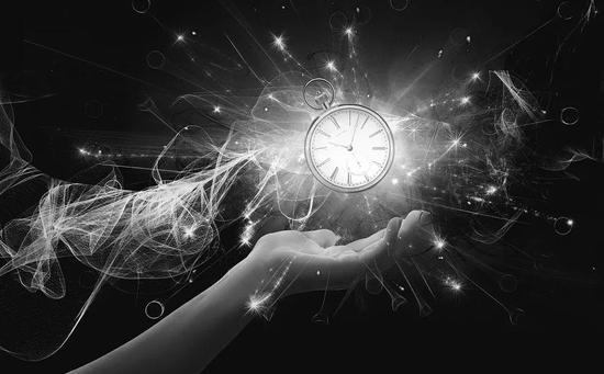 时光流逝只是一种错觉吗?(图片来源:Max Pixel)