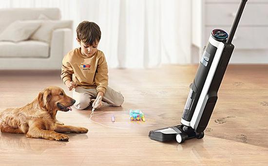 扫地机蹲完智能洗地机蹲 是消费升级还是新需求?-新闻中心 好物资讯 第3张