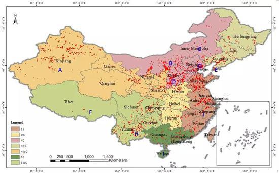 中国重工业领域的产业聚焦现象