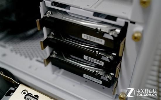 """实战:用傲腾内存造一块8TB""""固态硬盘""""出来的照片 - 1"""