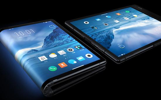 折叠屏手机