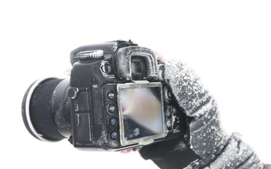 下雪过后对于摄影师来说是外出拍摄的好时候