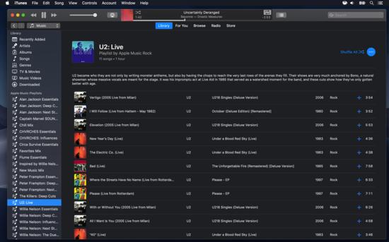 ▲ 现在的 iTnues 音乐界面。 图片来自:9to5mac