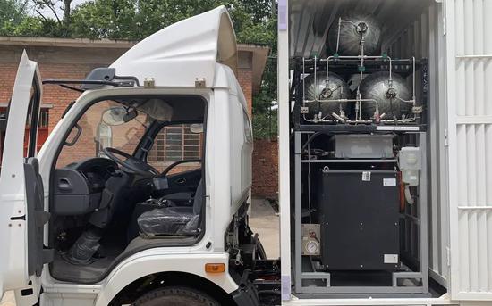 现场探访南阳水氢车车间 发现信息量好大_英国新闻_首页 - 英国中文网