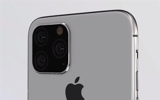 (从这一iPhone 11的爆料图来看,其似乎保留了静音键)