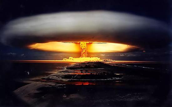 人类通过对放射现象的理解,进入了原子能时代!(图片来源:google)