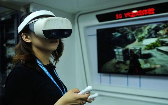 5G时代VR眼镜将迎来爆发,华为推出VR眼镜