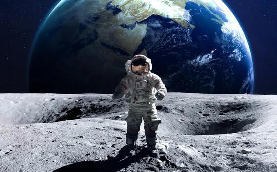 人类回到月球,或许并不遥远。 therift