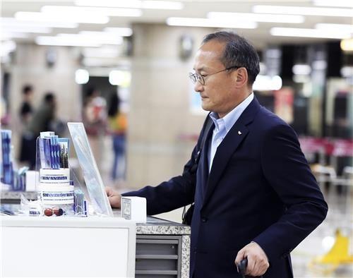 原材料供應吃緊 韓國SK海力士CEO赴日本探討供應問題