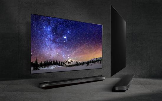 LG 壁纸电视