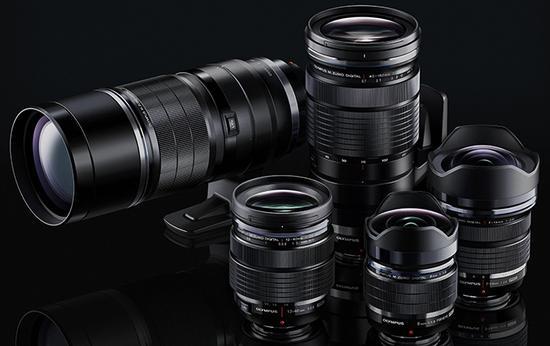 奥林巴斯或于一月公布新款MFT镜头开发计划