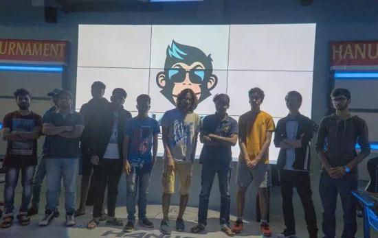 图注:Hanusha举办的Dota2比赛