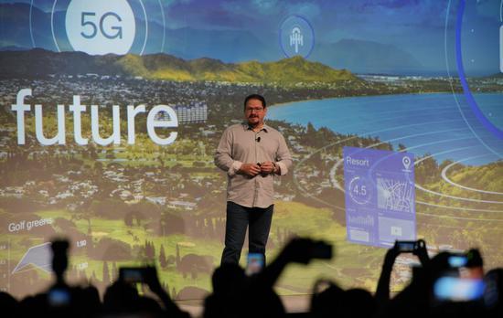 高通发布了骁龙855芯片:它说这一切都跟5G有关