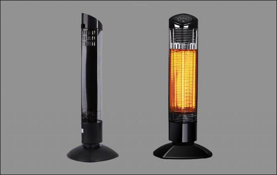 风扇电暖器