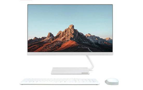 �想新款一�w�C逸上架:i5-9400T/23.8英寸屏