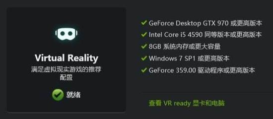 个人VR设备存在一定的硬件门槛