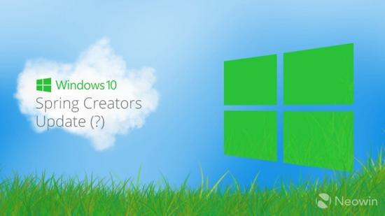 微软确认4月份推出Win10春季更新并提供18个月的支持服务的照片 - 1