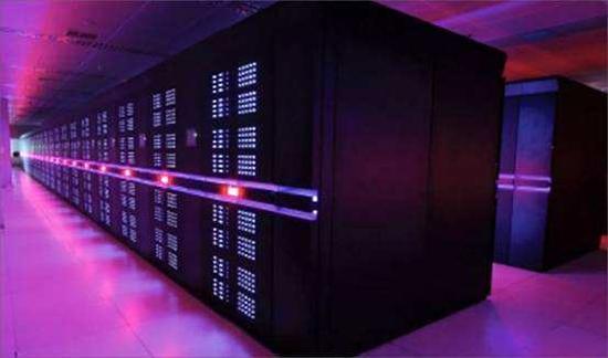 超级计算机将提供充沛的计算性能