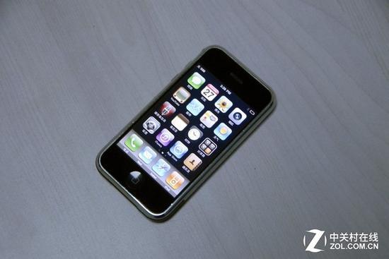 iPhone第一代产品
