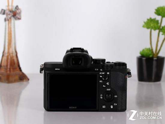 索尼A7MarkII全画幅微单相机