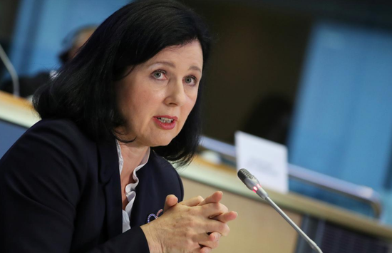 疫情虚假消息传播 欧盟专员批谷歌FB等平台借机谋利