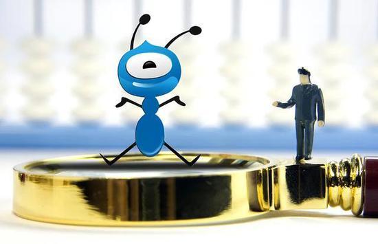 蚂蚁集团港股在申购阶段获得111.27亿港元孖展认购