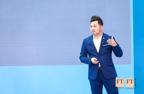 Twitter大中华区董事总经理蓝伟纶
