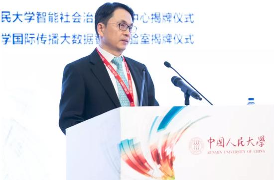 中国人民大学成立高瓴AI学院 张磊:AI改变各行业面貌