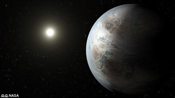 """2014年,开普勒探测器取得了其最伟大的发现之一。它发现了Kepler-452b,即所谓的""""地球2.0""""。"""