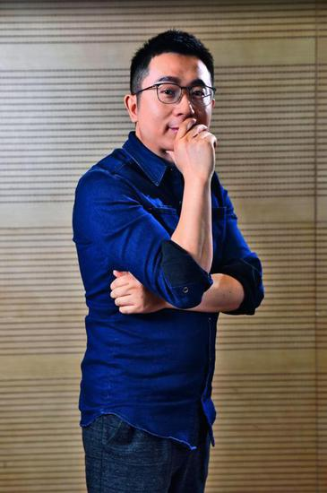 杨伟东。摄影:史小兵