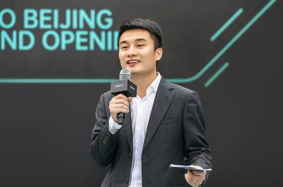 OPPO中國大陸事業部銷售總經理嚴濤