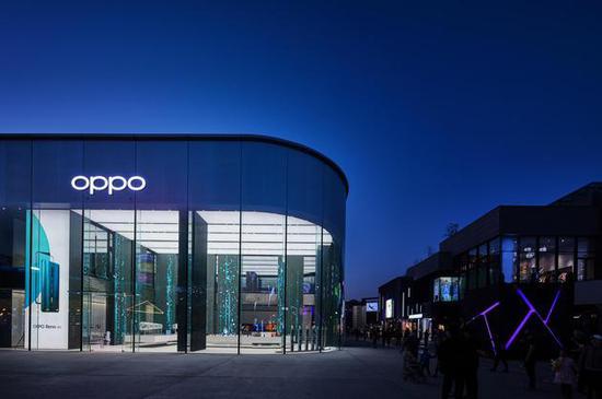OPPO北京超級旗艦店