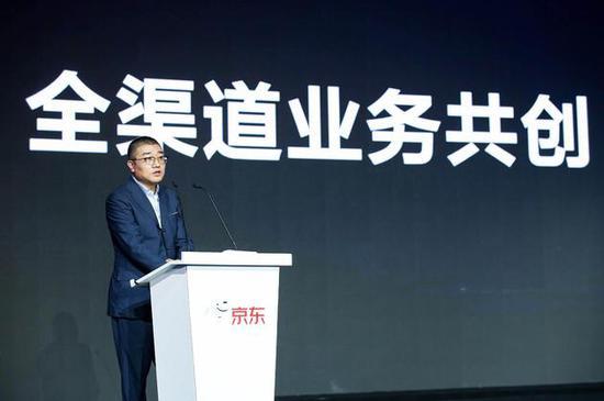 京东零售集团轮值CEO徐雷
