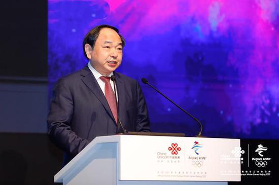 中國聯通總經理李國華