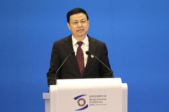 中国移动通信集团有限公司董事长杨杰