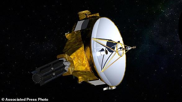 新视野号探测器将以每幼时50700公里的速度穿越太空,即使像米粒那么幼的物体都能够带来主要的损坏。