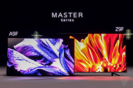 SONY MASTER Series A9F & Z9F