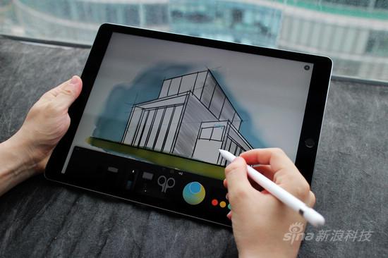 三年前,手写笔出现在iPad Pro系列伤