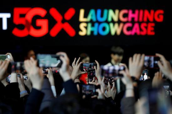 韩国5G移动网络服务正式商用 服务覆盖区域仍存在限制
