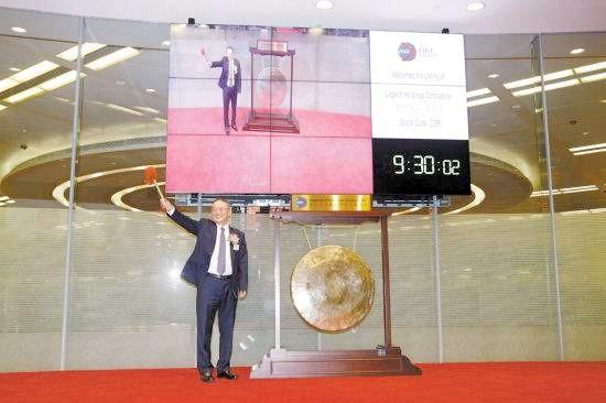联想控股在香港上市