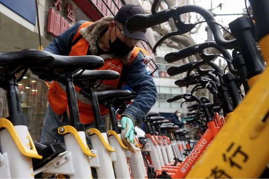 全国首个共享单车消毒团体标准正式发布
