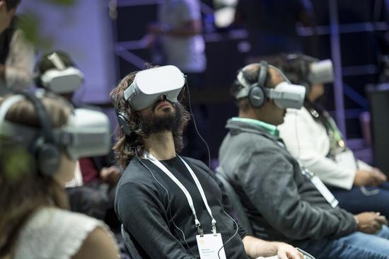 Facebook被指非法打压VR竞争对手 美司法部正在调查