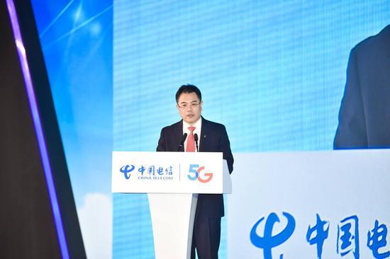 中国电信副总裁王国权因故辞任,现已加入中信集团