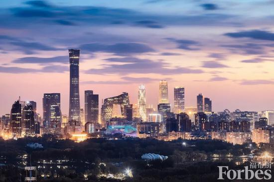 .北京超纽约成为全球富豪人数最多城市