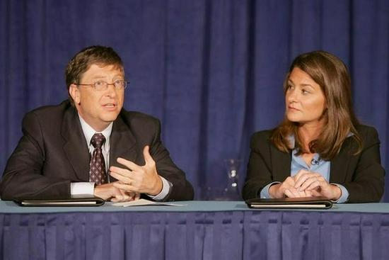 2006年的夫妻二人 图片来源:纽约时报