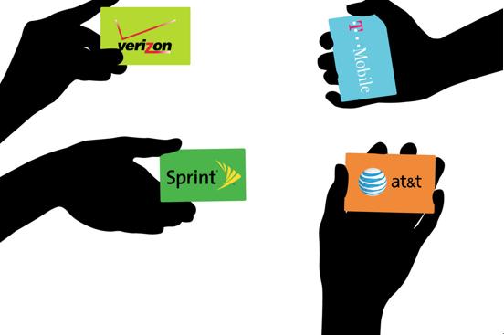 """11年""""联姻""""路漫漫,T-Mobile和Sprint或将喜结连理"""