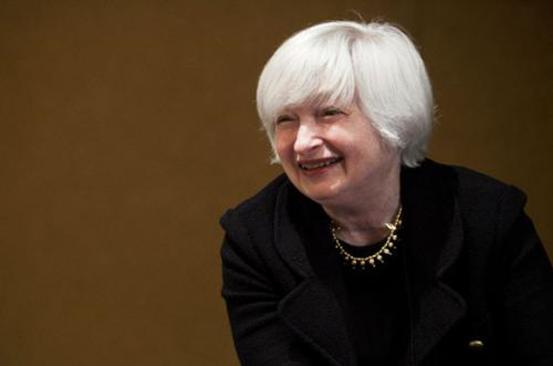 图:美国财政部长珍妮特·耶伦(Janet Yellen)