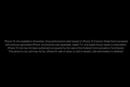 入網許可導致iPhone 12 mini和Pro Max推到11月發售